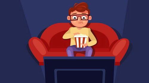 צפייה בסרטים לטיפול פסיכותרפיה