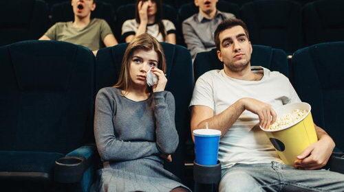 מדוע אנשים אוהבים סרטי דרמה?